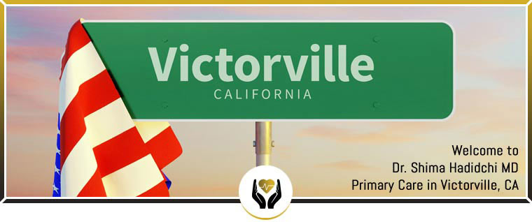 Directions to Primary Care in Victorville CA