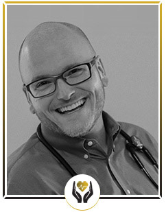Justin Atkins, AGACNP-BC - Our Provider at Dr. Shima Hadidchi MD Family Practice